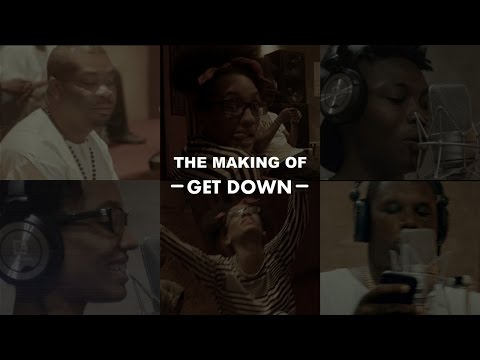 The Making of Get Down ft. Reekado Banks, Di'Ja and Jay Electronica