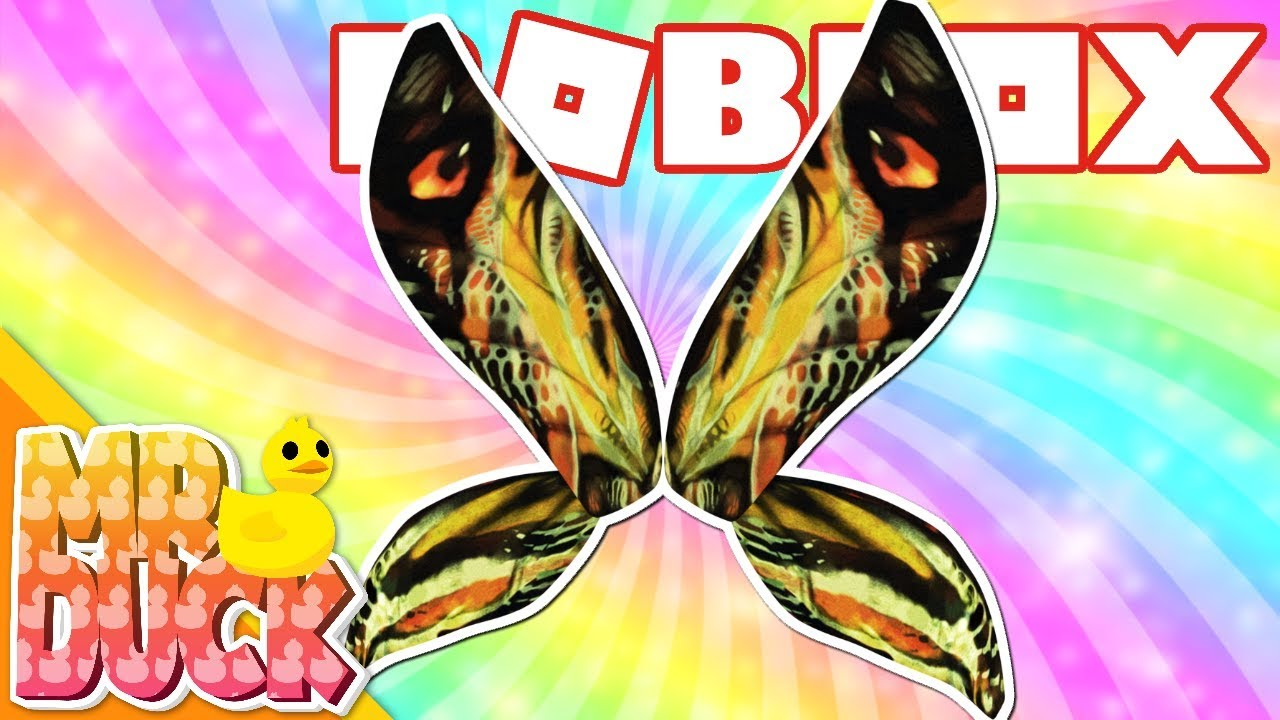 How To Get The Mothra Wings Roblox Free Promocode Expired