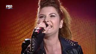 Cristina Vasopol Cry baby-Janis Joplin- Vocea Romaniei 2015 -Auditii pe nevazute Ep 1 Sezon 5