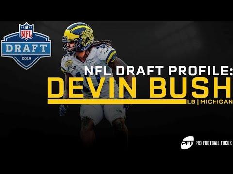 nfl-draft-profile:-devin-bush-|-pff