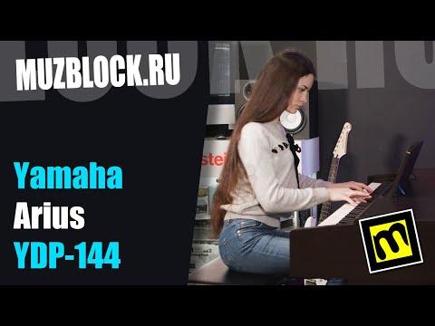 Yamaha Arius YDP-144 - обзор цифрового фортепиано