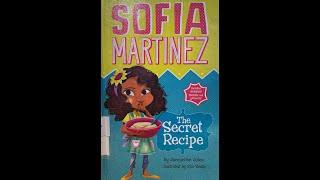 Sophia Martinez: The Secret Recipe