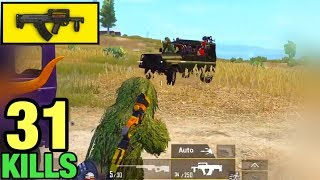 GROZA is KING of The AR Weapons | TACAZ PUBG MOBILE