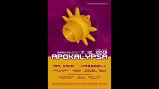 Ian Void - Live @ Apokalypsa 8 - Bobycentrum, Brno, Czech Republic 07.12.2001.