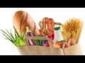 Покупки еды на месяц 🍒Ашан📌Меню на 2 недели🎀