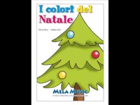 BUON NATALE - I colori del Natale - Canzoni per bambini di Mela Music