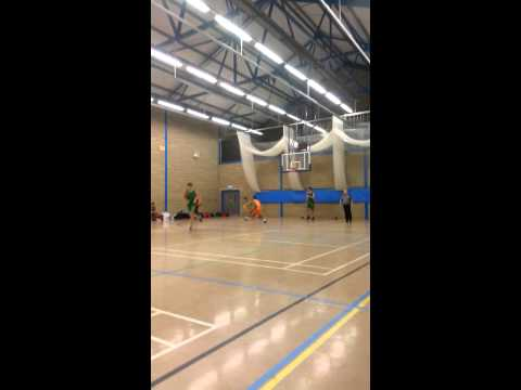 Moulton College vs Preston College - EABL Week 19 11/02/15