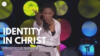 Going Beyond Ministries with Priscilla Shirer - Identity in Christ thumbnail