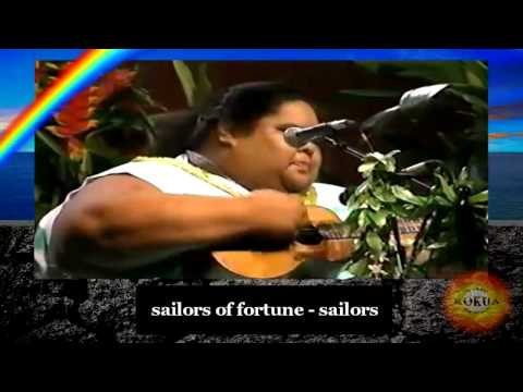 The Makaha Sons of Niihau - Sailors of Fortune with lyrics  マカハ·サンズ