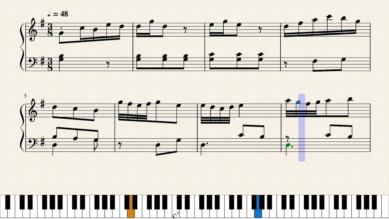 for Piano on a Theme by Haydn