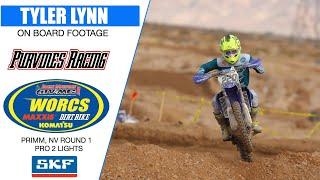 Tyler Lynn 250A | 2020 WORCS PRIMM,NV