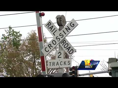 Video: Delaware woman dies after light rail crash