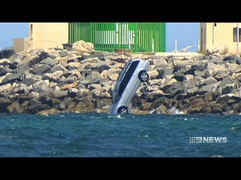Freak Accident | 9 News Perth
