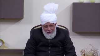 Is the Khalifa tul Masih going to live in UK only?