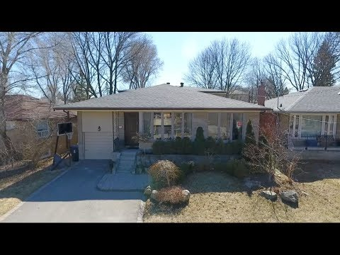 117 Hove St, North York, ON - Real Estate Drone Video
