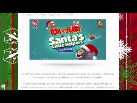 Descargar Tom Y Jerry Navidad Appisode V1.0 APK (Tom Y Jerry: Los Ayudantes De Santa)