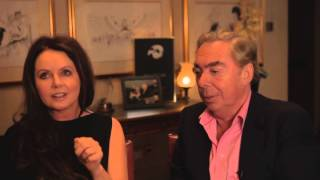 Скачать Sarah Brightman And Andrew Lloyd Webber On 25 Years Of Phantom Of The Opera