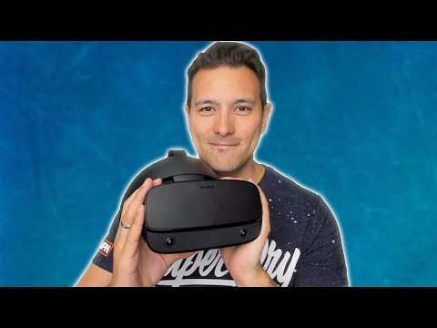 Oculus Rift S: Is It REALLY Comfy? How To Remove Facepadding And Headstrap? Oculus Rift S Unboxing