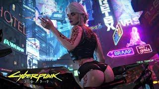 Cyberpunk 2077 ¦ ТРЕЙЛЕР (на русском) ¦ E3 2018