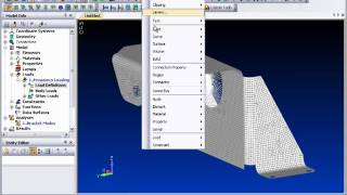 Femap 10.2 Frequency Response