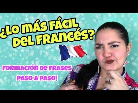 Formar Frases En Francés Es Fácil
