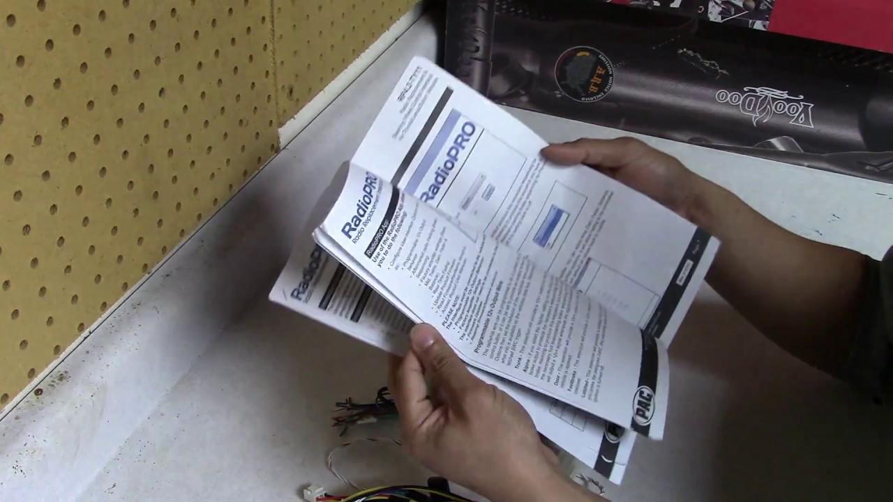 Hyundai Sonata Radio Wiring Diagram 2006 Impala Speaker Pac Rp4 2 Ty11 Installation And Wirings Explained Youtube Premium