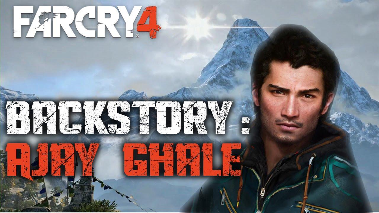 far cry 4 ajay ghale