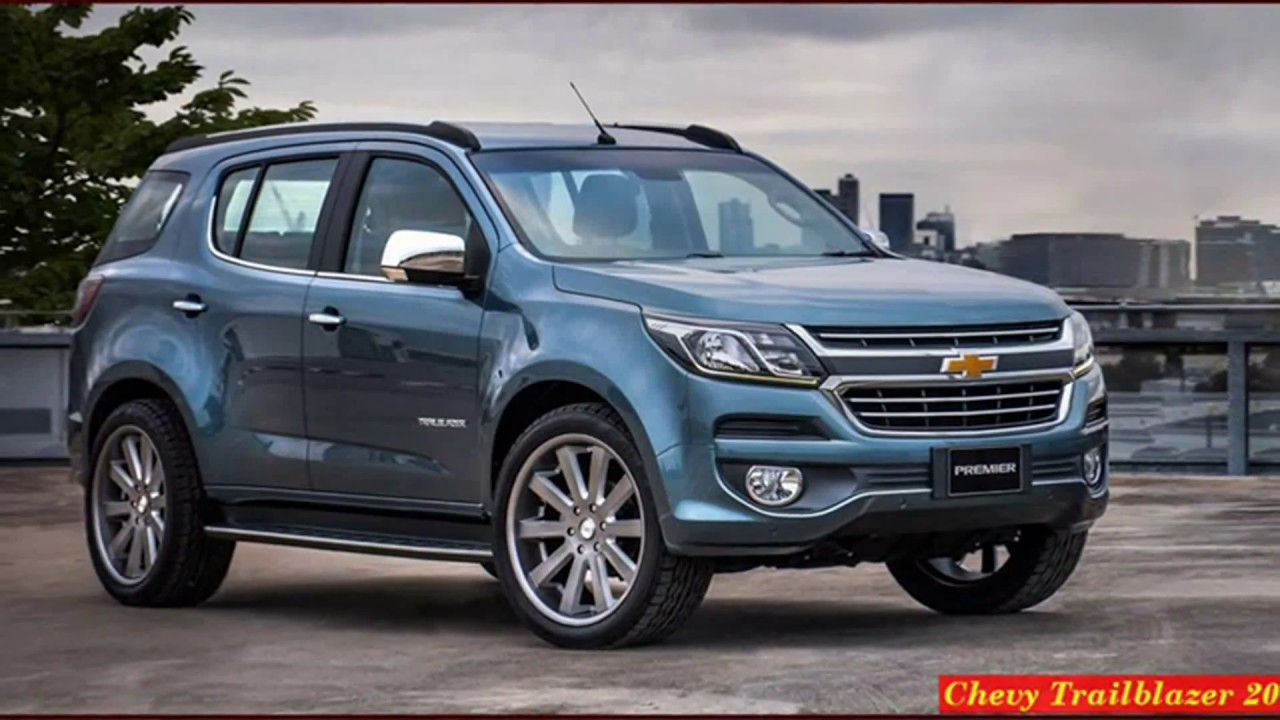 New Chevrolet Trailblazer 2018 >> New Chevrolet Trailblazer 2018 LTZ 2.5 Duramax Diesel | Interior Exterior - YouTube