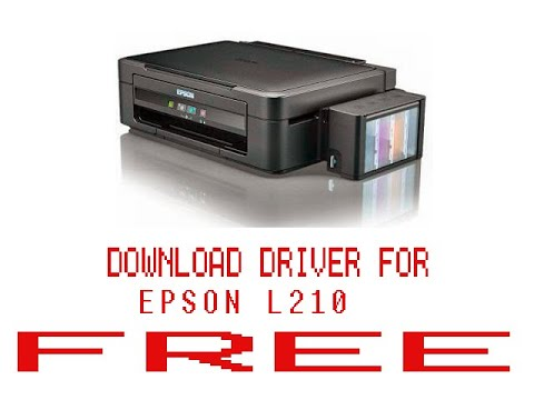 how to scan in epson l210
