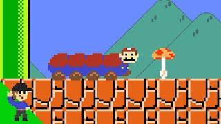 Level UP: Mario's Weird Mushroom Bloopers