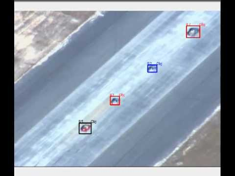 Automatic Target Detection and Tracking in UAV Imagery – Mennatullah