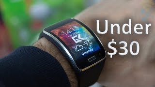 Top 12 Cheapest Chinese Smartwatches Under $30 You Can Buy in 2018