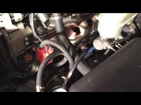 GM Vortec 5.3 Engine Vacuum & Compression Check, Flowmaster ... on