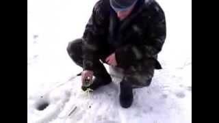Зимняя рыбалка. Б-Днестровский лиман (Гораголь)  05 февраль 2014