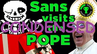 Game Theory Condensed - Why I Gave the Pope Undertale WITHOUT FILLER