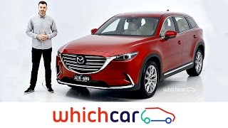 Mazda CX-9 - 7 Things You Didn
