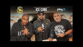 DRINK CHAMPS: Episode 64 w/ Ice Cube | Talks N.W.A., Solo Career and Successful Movie Career + more