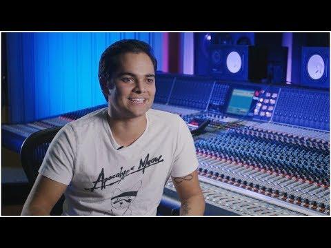 """Despacito Recording Engineer - Luis """"Salda"""" Saldarriaga (Berklee Intervals)"""