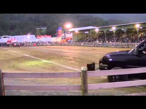 Highland County Fair Truck Pull: 2013 Part 1