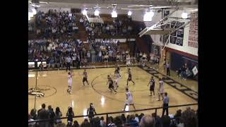 Blue River Valley Vs. Shenandoah | IN Varsity Basketball | 11-29-08