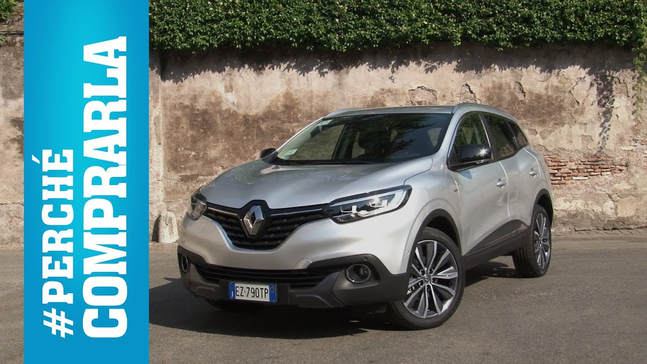 Renault Kadjar 2015 Perch 233 Comprarla E Perch 233 No Youtube
