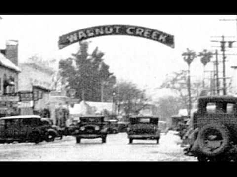 Sam Benson: History of Walnut Creek, California