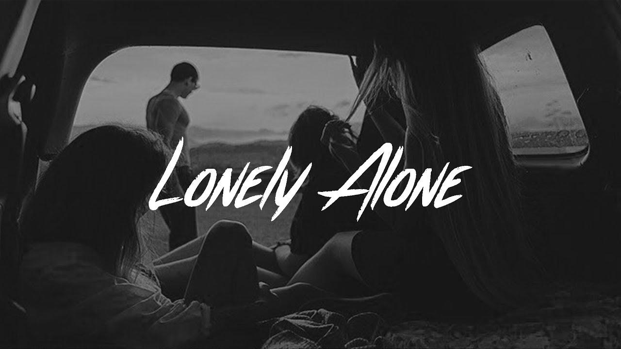 Chelsea Cutler - Lonely Alone (Lyrics) ft. Jeremy Zucker