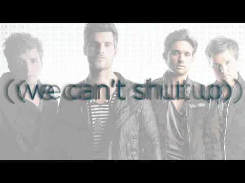 Anthem Lights - Can't Shut Up with lyrics