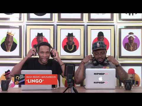 #LitnessTest With Senior National Director Of Urban Promotions At Interscope Amir K. Boyd
