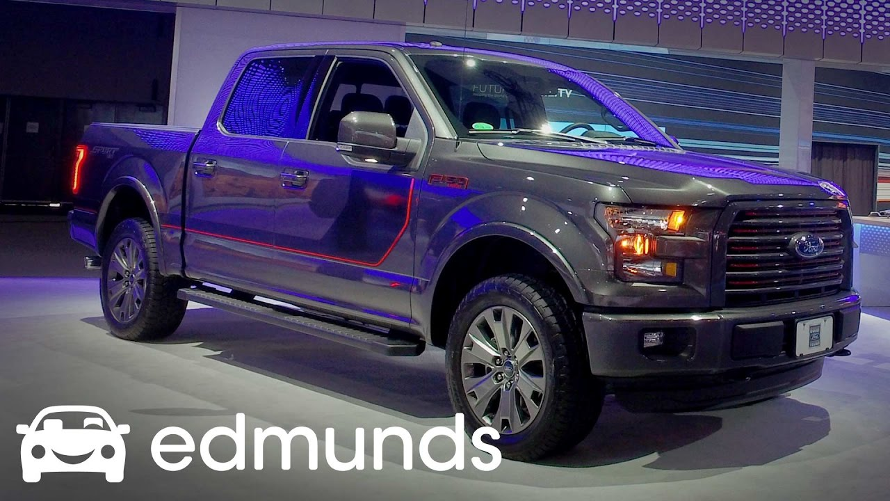 2017 Ford F 150 Review Ratings Edmunds