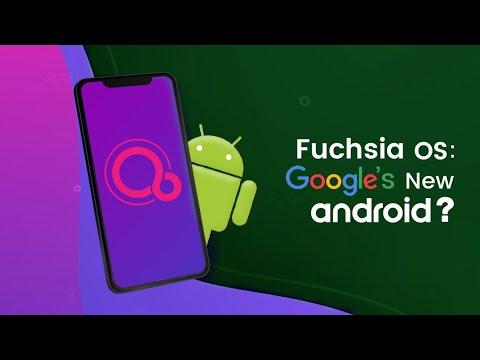 Download Google's New Fuchsia OS #minutetalks- AtoZuploads