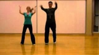 Hey Baby Swing Choreography
