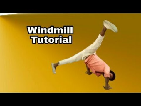 How To Learn BreakDance Windmill Tutorial Windmill Breaking Hip Hop { Dancer Sunny Arya } In Hindi