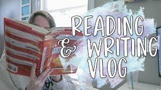 Weekly Vlog: Camp Nanowrimo Vlog / Tome Topple Week 1 Vlog